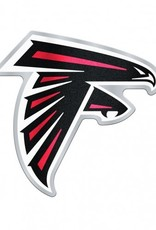 Atlanta Falcons Laser Cut Auto Badge Decal