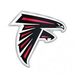 Atlanta Falcons Laser Cut Auto Badge Decal