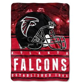 NORTHWEST Atlanta Falcons 60in x 80in Silk Touch Throw Wrap