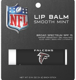 WORTHY PROMOTIONAL PRODUCTS Atlanta Falcons Lip Balm