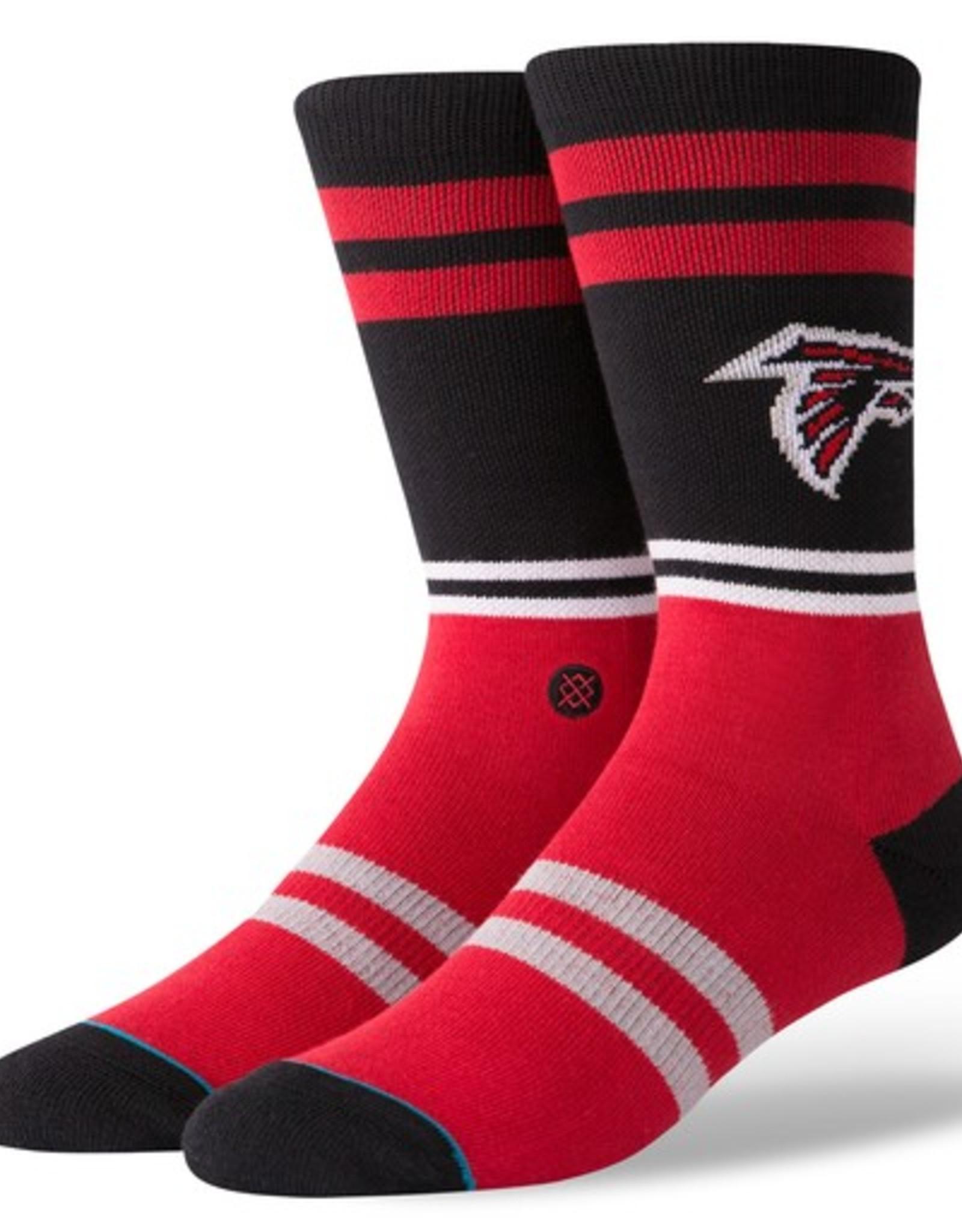 STANCE Atlanta Falcons Logo Crew Socks