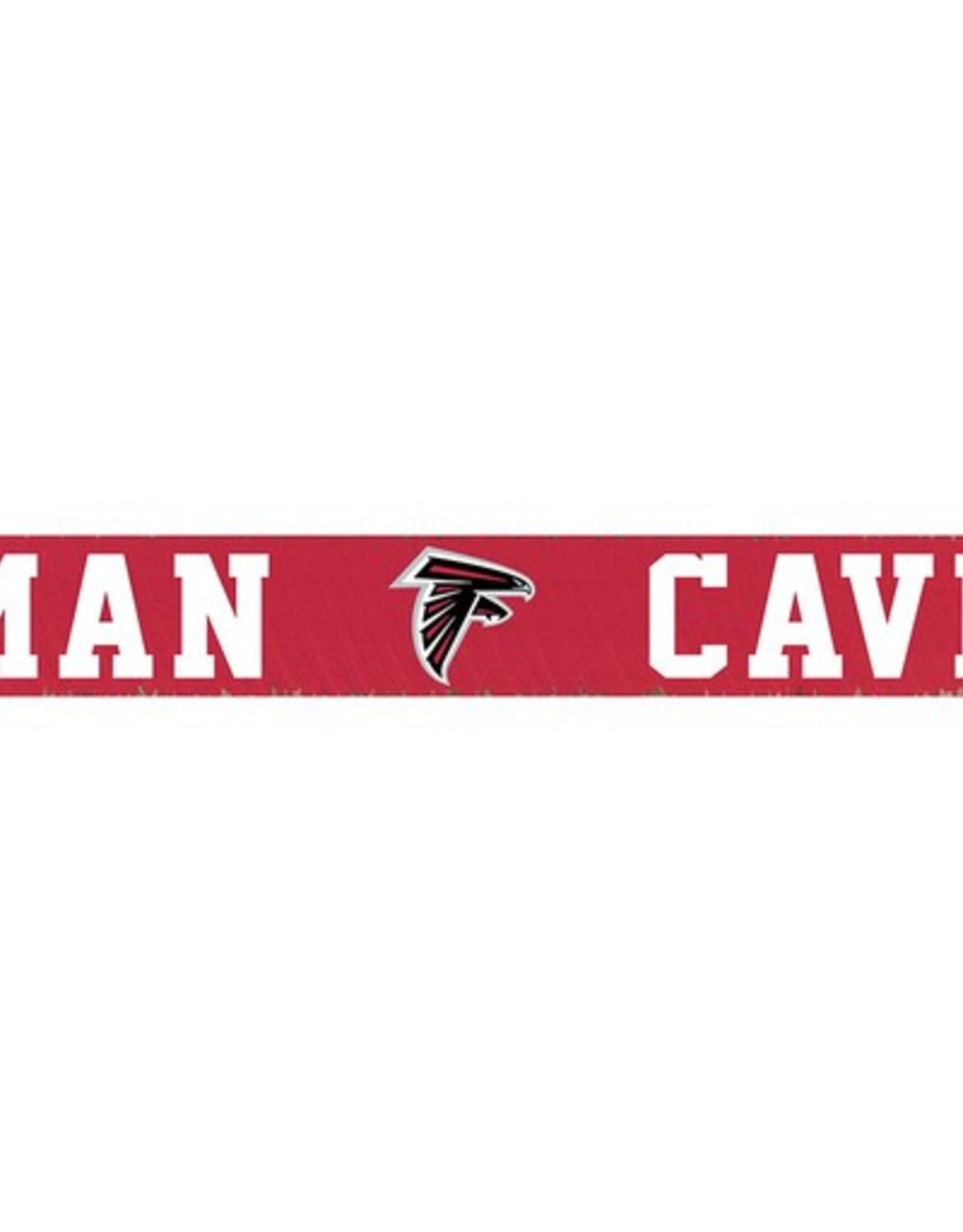 RUSTIC MARLIN Atlanta Falcons Rustic Man Cave Sign