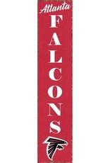 RUSTIC MARLIN Atlanta Falcons Vertical Rustic Sign