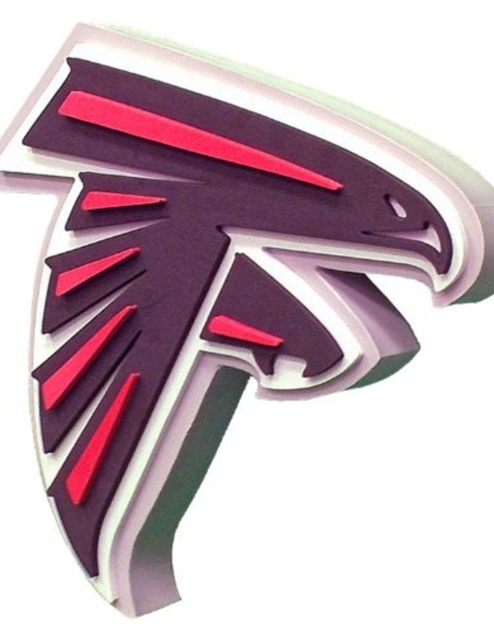 Atlanta Falcons 3D Foam Logo Sign