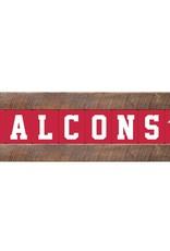 RUSTIC MARLIN Atlanta Falcons Marlin Classic Wood Sign
