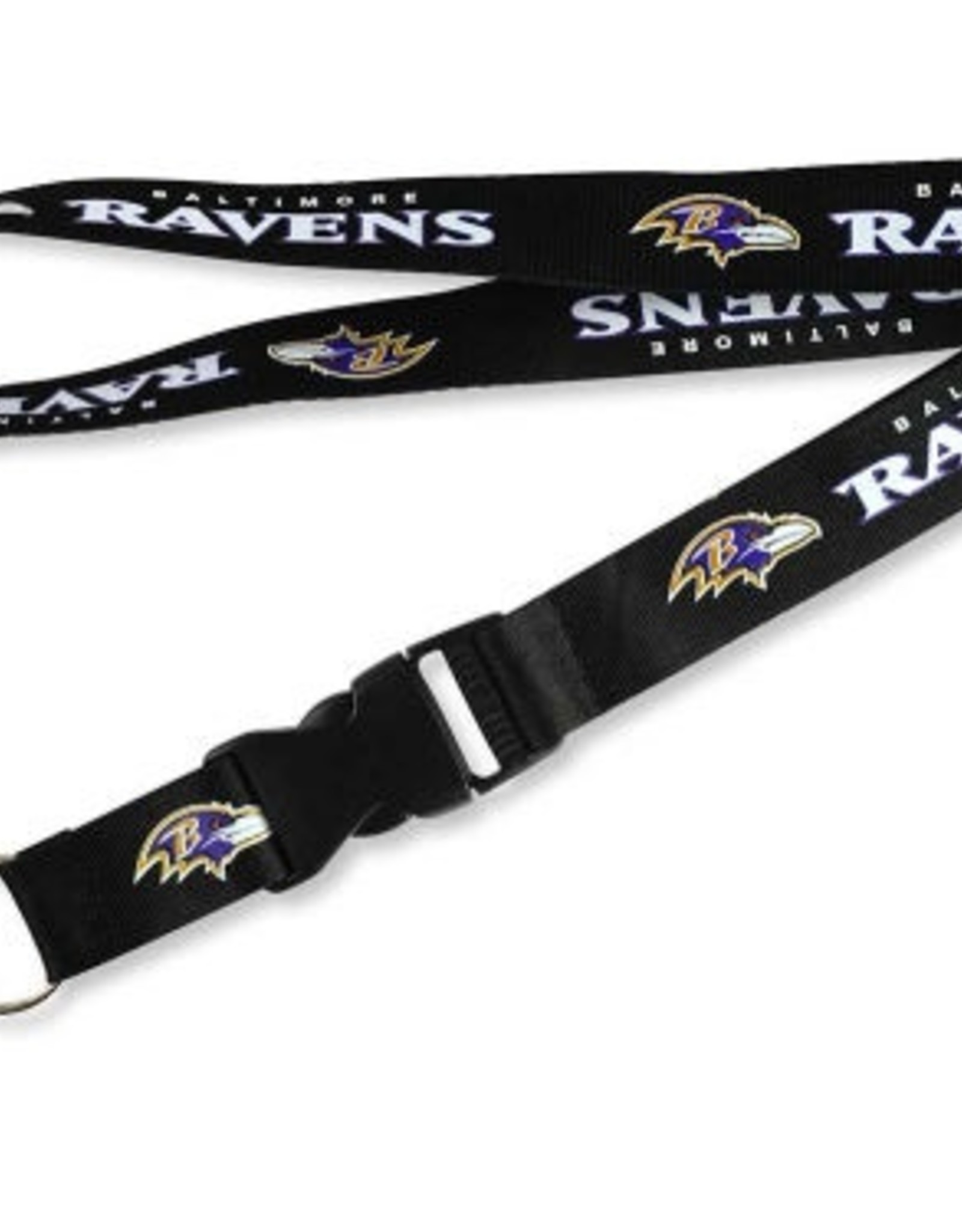 AMINCO Baltimore Ravens Team Lanyard