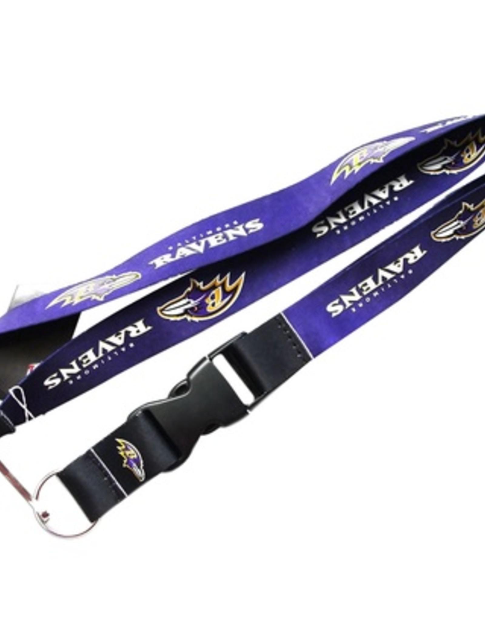 AMINCO Baltimore Ravens Team Lanyard