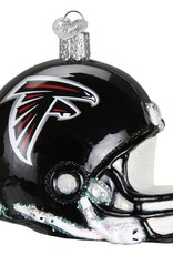 OLD WORLD CHRISTMAS Atlanta Falcons Helmet Ornament