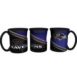 BOELTER Baltimore Ravens 18oz Twist Mug