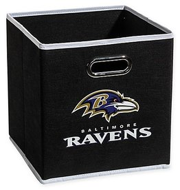 Baltimore Ravens Storage Bin