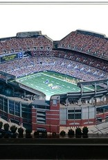 HOMEFIELDS Baltimore Ravens 9in Lighted Replica M&T Bank Stadium