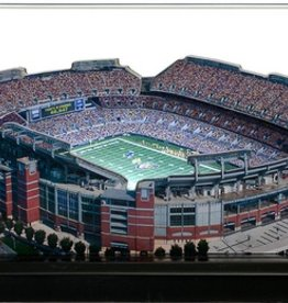 HOMEFIELDS Baltimore Ravens 13IN Lighted Replica M&T Bank Stadium