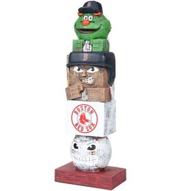 Boston Red Sox Tiki Totem