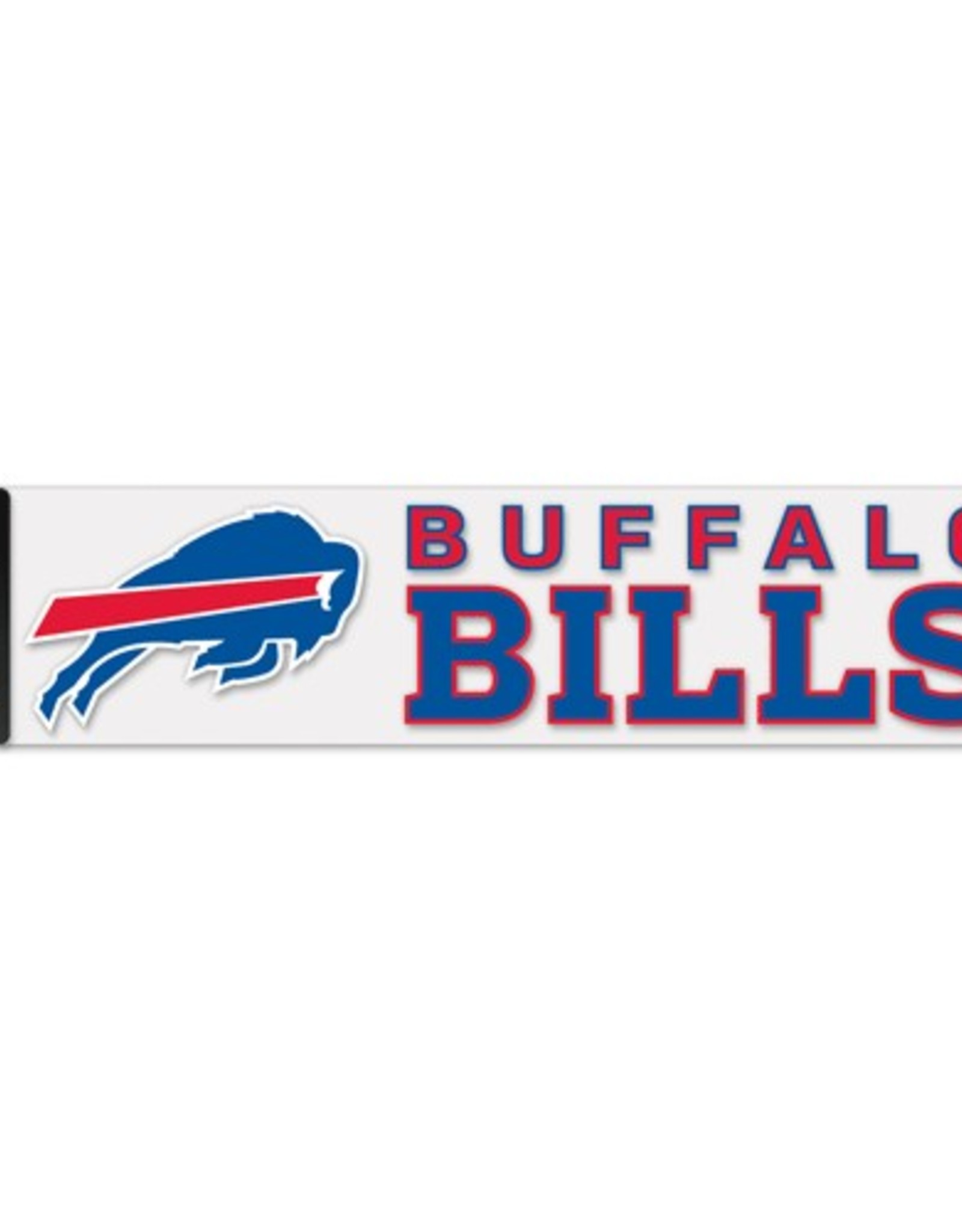 "WINCRAFT Buffalo Bills 4""x17"" Perfect Cut Decals"