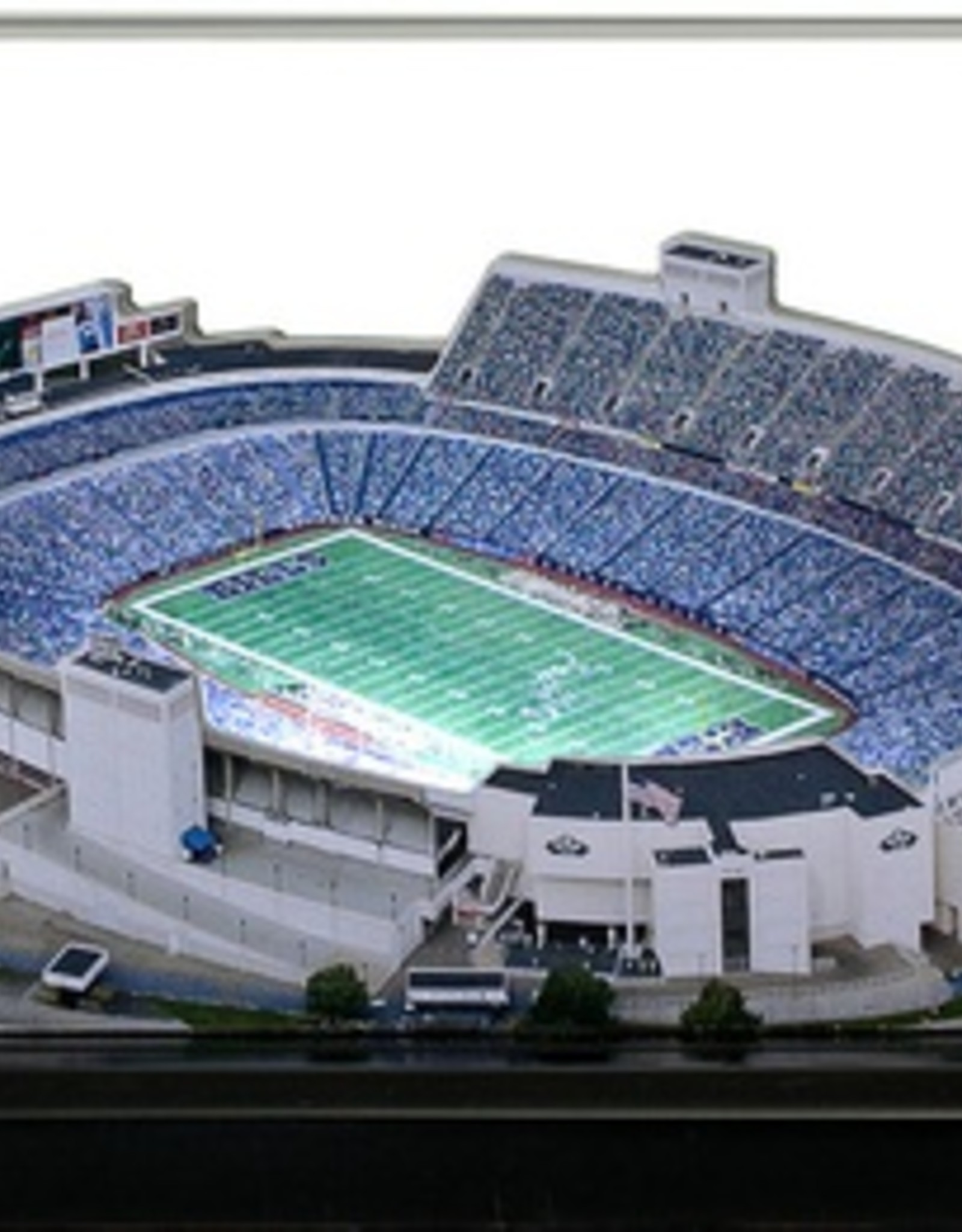 HOMEFIELDS Buffalo Bills 19IN Lighted Replica Ralph Wilson Stadium