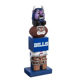 EVERGREEN Buffalo Bills Tiki Totem