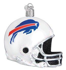 OLD WORLD CHRISTMAS Buffalo Bills Helmet Ornament