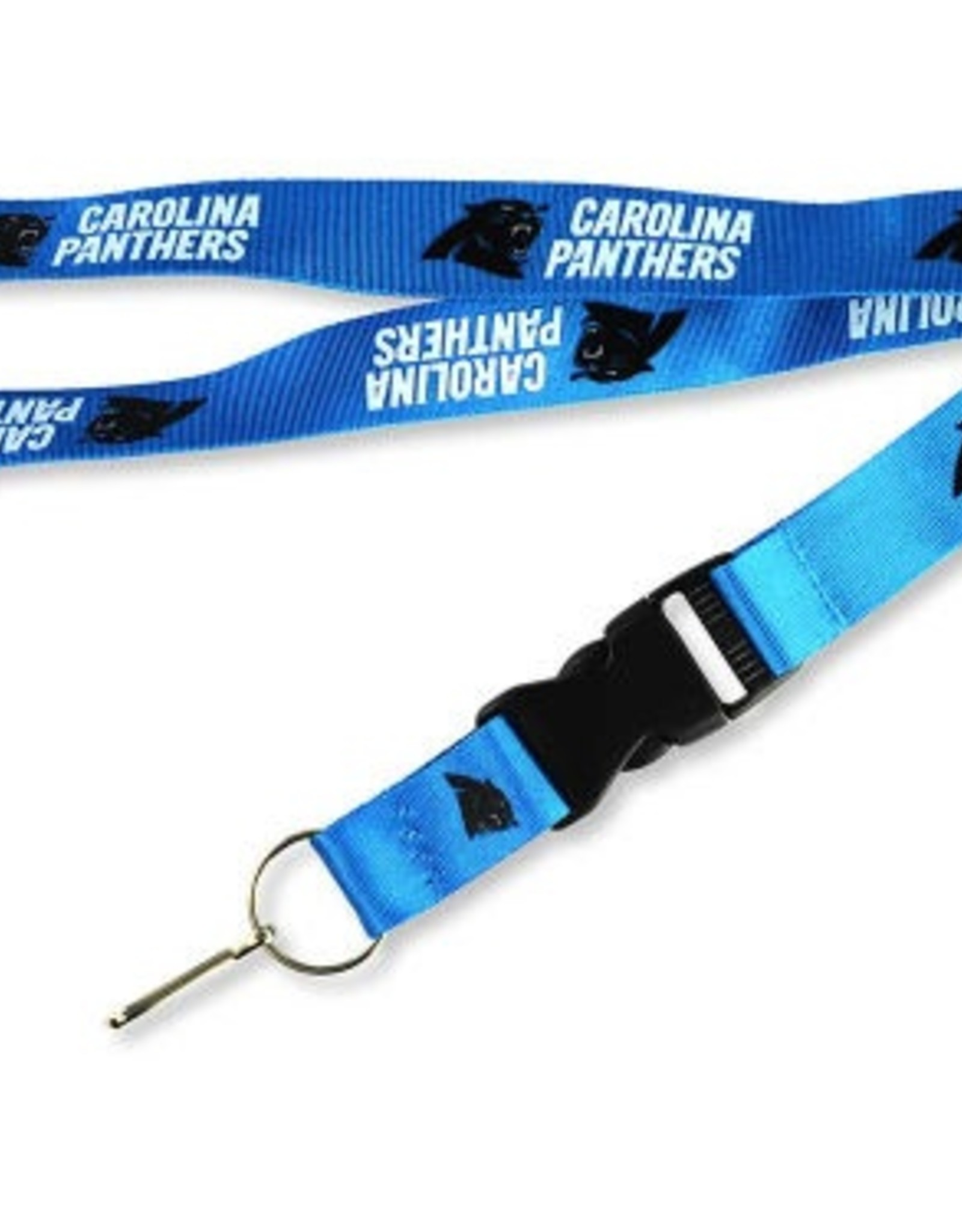 AMINCO Carolina Panthers Team Lanyard