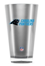 Carolina Panthers Insulated 20oz Acrylic Tumbler