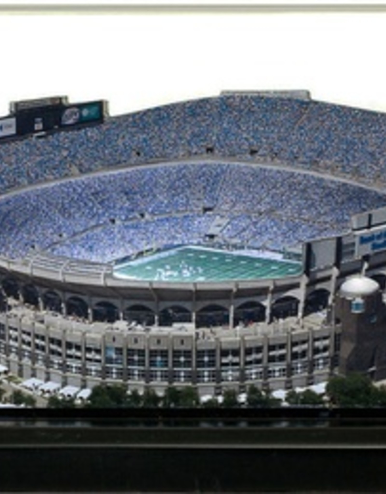 HOMEFIELDS Carolina Panthers 13IN Lighted Replica Bank of America Stadium