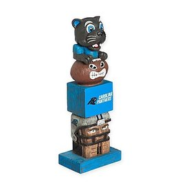 Carolina Panthers Tiki Totem