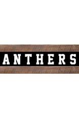 RUSTIC MARLIN Carolina Panthers Marlin Classic Wood Sign