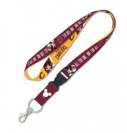 Cleveland Cavaliers Disney Mickey Mouse Lanyard
