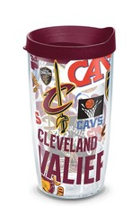 TERVIS Cleveland Cavaliers 16oz Tervis All Over Print Tumbler