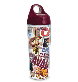 Cleveland Cavaliers Tervis All Over Print Sport Bottle