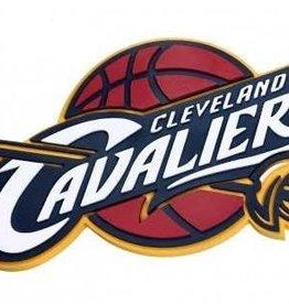 Cleveland Cavaliers 3D Foam Logo Sign