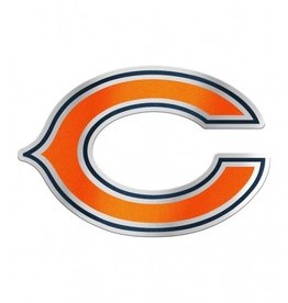 Chicago Bears Laser Cut Auto Badge Decal