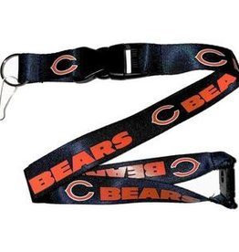 AMINCO Chicago Bears Team Lanyard