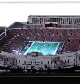 HOMEFIELDS Chicago Bears 9in Lighted Replica Soldier Field (1971-2001)
