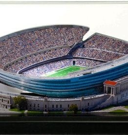 HOMEFIELDS Chicago Bears 13IN Lighted Replica Soldier Field
