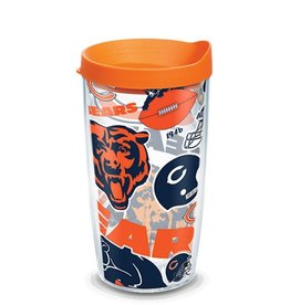 Chicago Bears 16oz Tervis All Over Print Tumbler