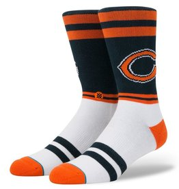 STANCE Chicago Bears Logo Crew Socks