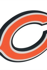 Chicago Bears 3D Foam Logo Sign - C Logo