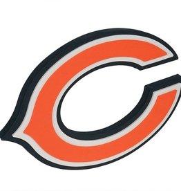 Chicago Bears 3D Foam Logo Sign - C Logo