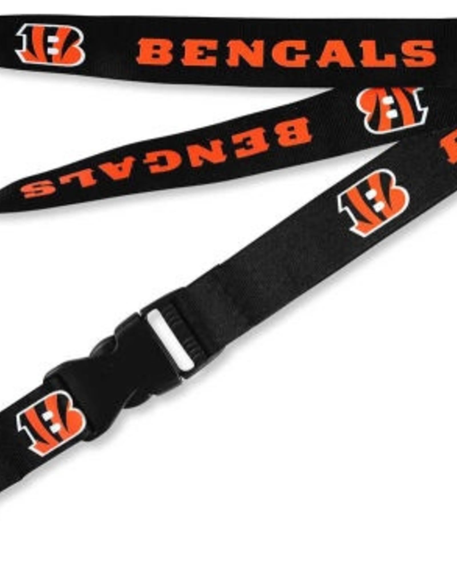 AMINCO Cincinnati Bengals Team Lanyard
