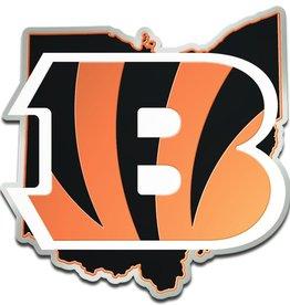 Cincinnati Bengals State Auto Emblem