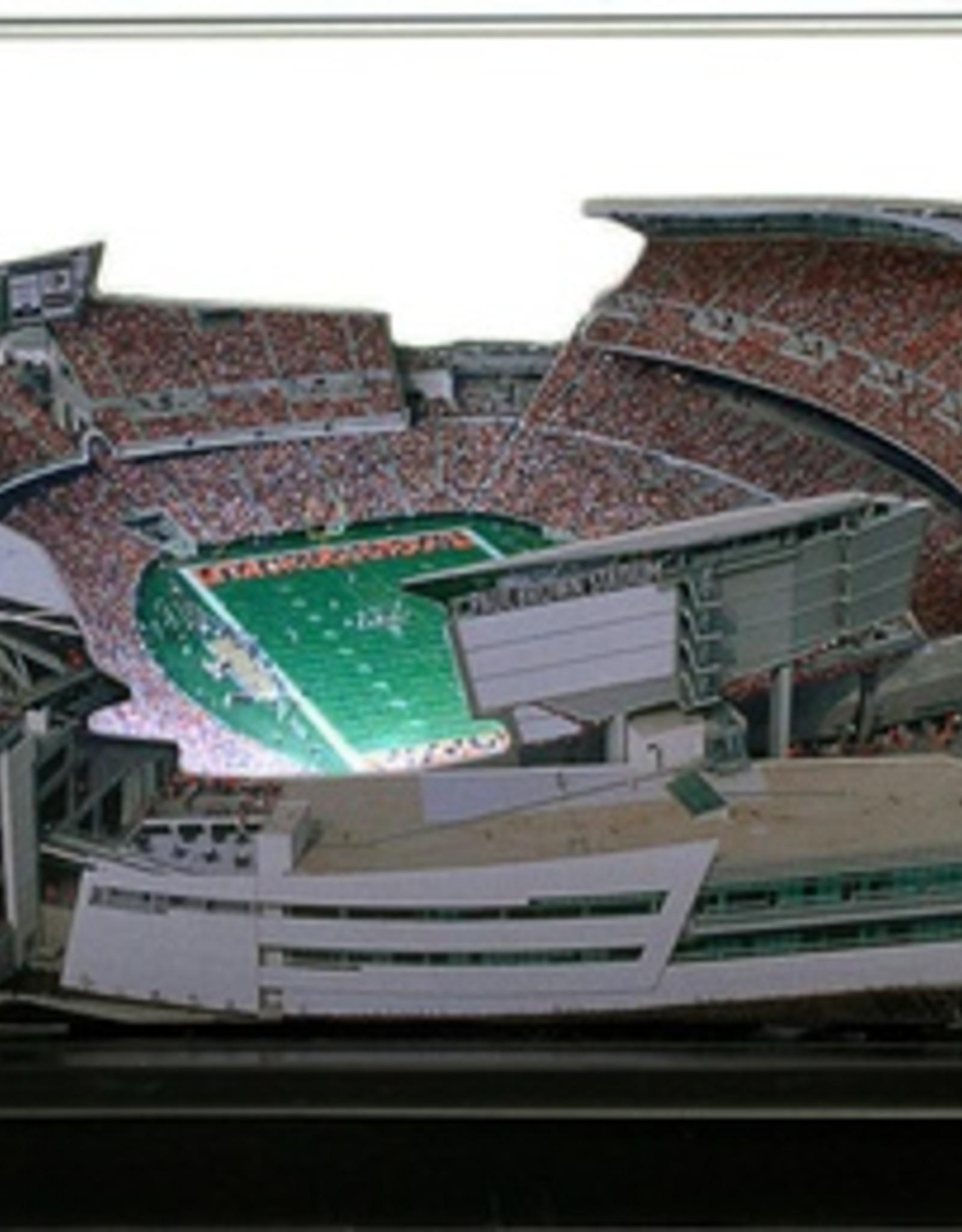 HOMEFIELDS Cincinnati Bengals 9in Lighted Replica Paul Brown Stadium