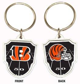 Cincinnati Bengals Home Field Key Ring
