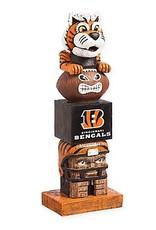 EVERGREEN Cincinnati Bengals Tiki Totem