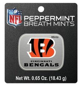 Cincinnati Bengals Breath Mints Tin