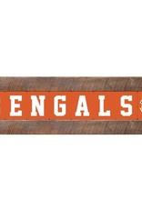 RUSTIC MARLIN Cincinnati Bengals Marlin Classic Wood Sign