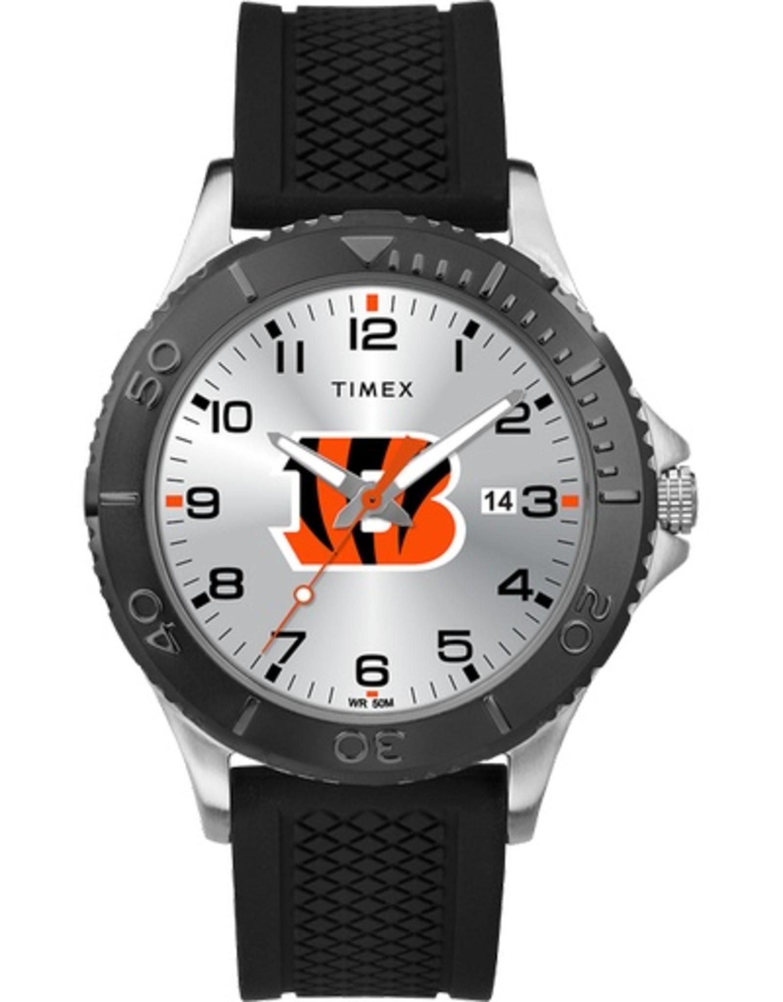 Cincinnati Bengals Timex Gamer Watch