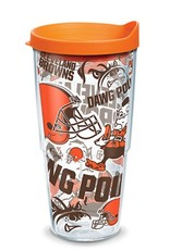 TERVIS Cleveland Browns 24oz Tervis All Over Print Tumbler