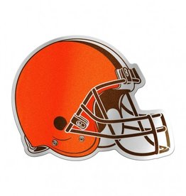 Cleveland Browns Laser Cut Auto Badge Decal