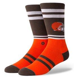 STANCE Cleveland Browns Logo Crew Socks