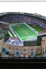 HOMEFIELDS Cleveland Browns 13IN Lighted Replica Cleveland Municipal Stadium (1931-1995)